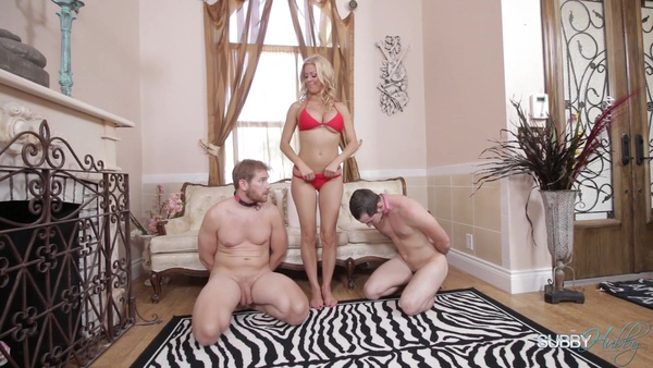 Femdom from Alexis Fawx: Part 2