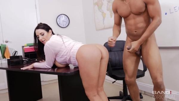 Female Agent Casting Big Dick
