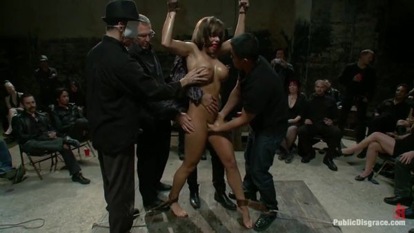 BDSM in the eyes of the audience
